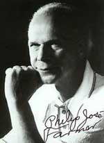 Murió Philip J. Farmer