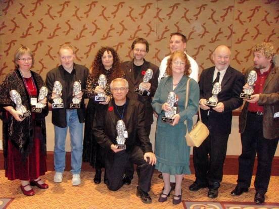 Ganadores Premio Mundial de Fantasía 2008