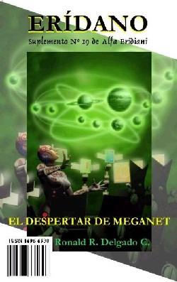"""Portada de """"El despertar de Meganet"""""""