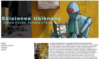 Portal de Ediciones Ubikness
