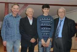 Ganadores del premio Ion Hobana 2011