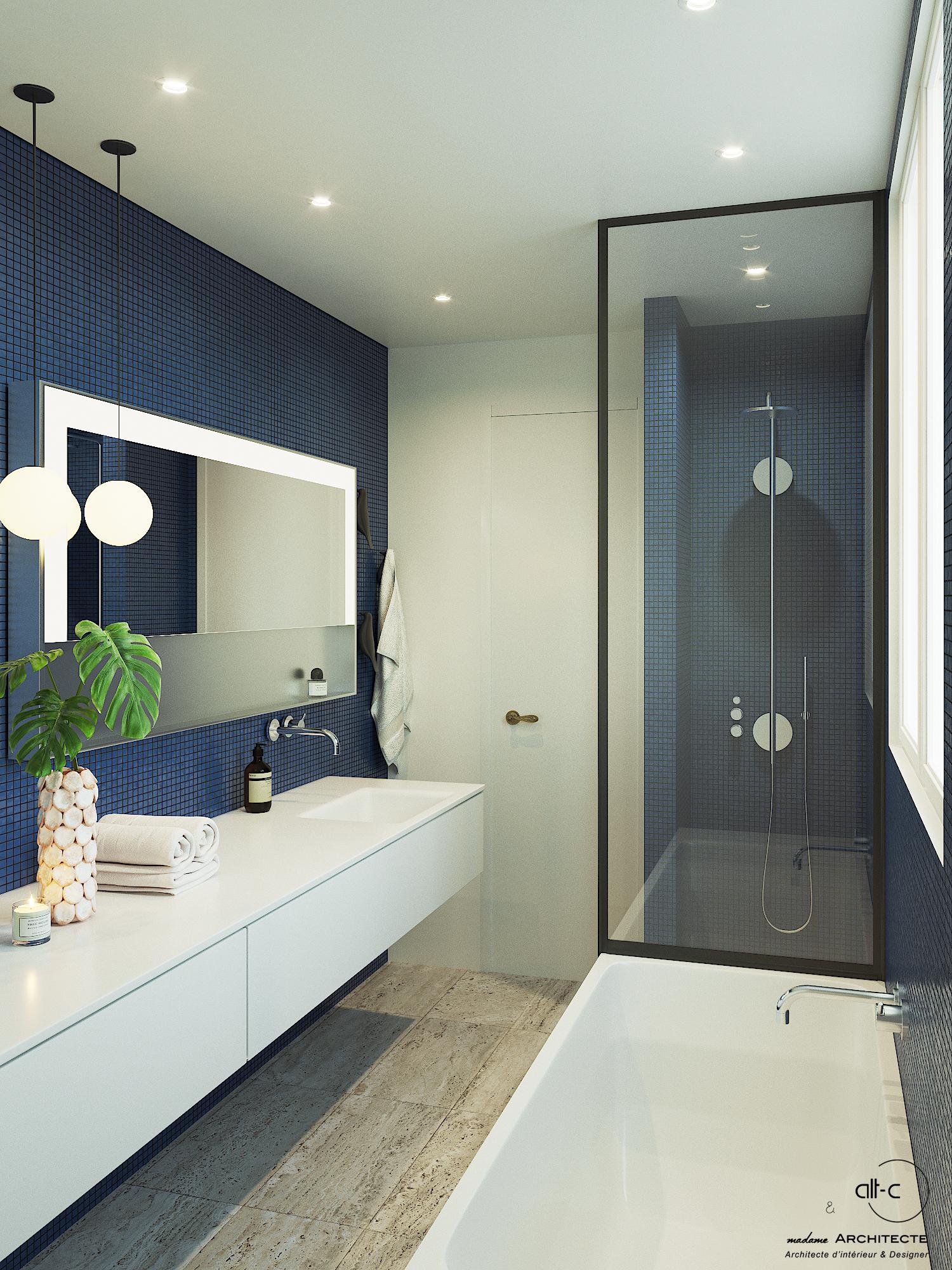 Salle de bain Hotêl particulier