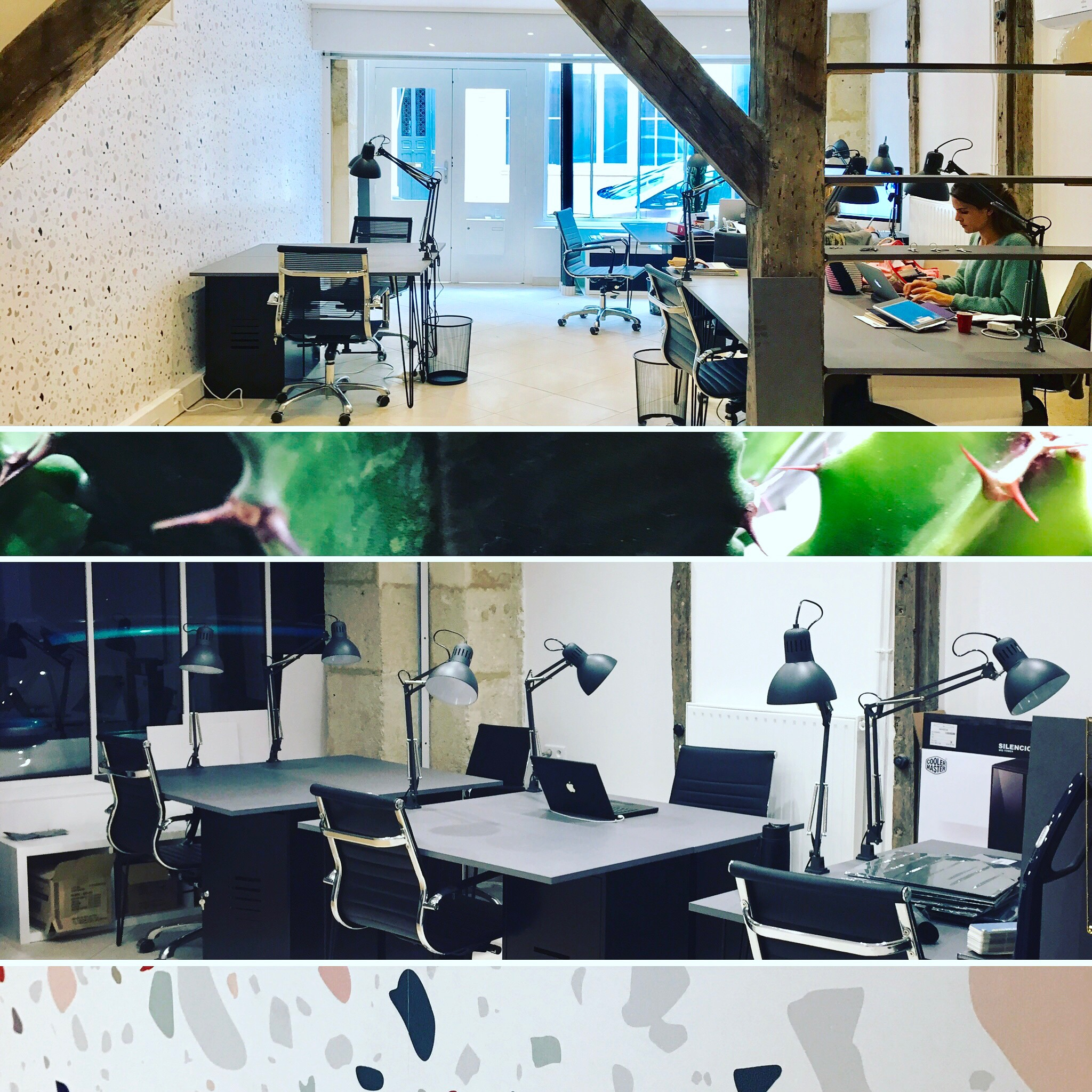 Espace de co working