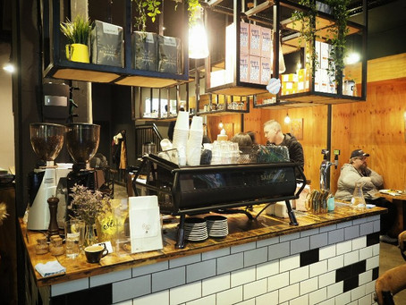 Hash Specialty Coffee