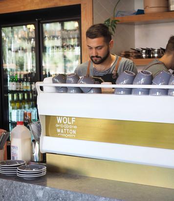 Wolf on Watton
