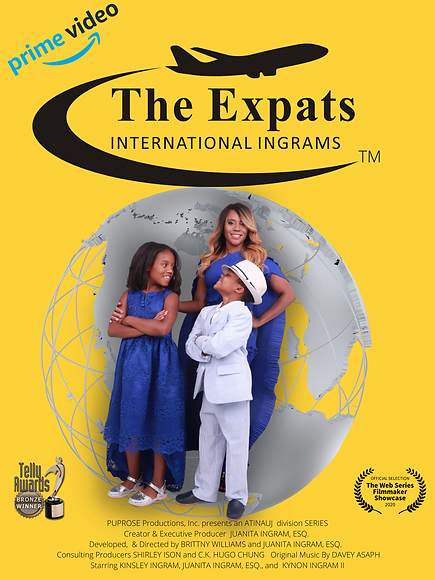 Poster 3_4 The Expats International Ingr