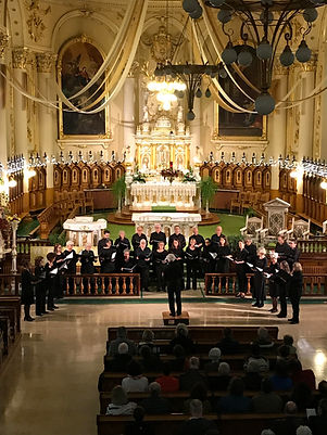 Ensemble de musique sacrée de Québec Bellechasse