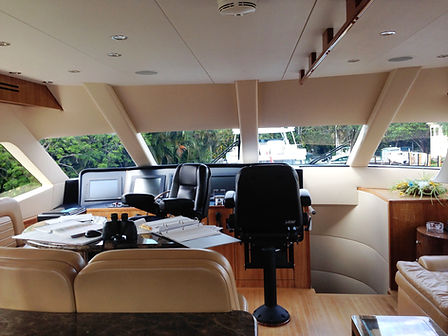 Marine Window Tint Films:      Reduction of window shattering      Glare reduction for increased visibility      Up to 70% heat reduction      Reduction of interior fading and cracking      Blocks up to 99% of UVA and UVB rays      Keeps your vessel cooler