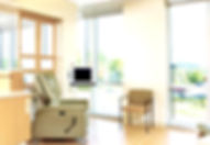 sun glare Window Film in Hospitals Hospitals and health care facilities, have started  installing  window film as a means for both protection and energy efficiency.   In the case of a natural disaster, medical facilities need to have a plan for patients' safety. Specially designed window films reduce the risk of damages by helping shattered glass hold together, preventing flying shards of glass and protecting the patients and the valuable medical equipment.   Shattered glass can expose a hospital building or hospital rooms, along with expensive medical equipment to intruders and theft.   Window film rejects 99% of harmful UV rays that cause skin cancer, providing another form of protection for hospital patients. It can also block up to 86% of the sun's heat, making a medical facility more comfortable for those being treated.   The significant reduction of the sun's heat aids in the building's energy efficiency as less energy is needed from the HVAC cooling systems and can save up to