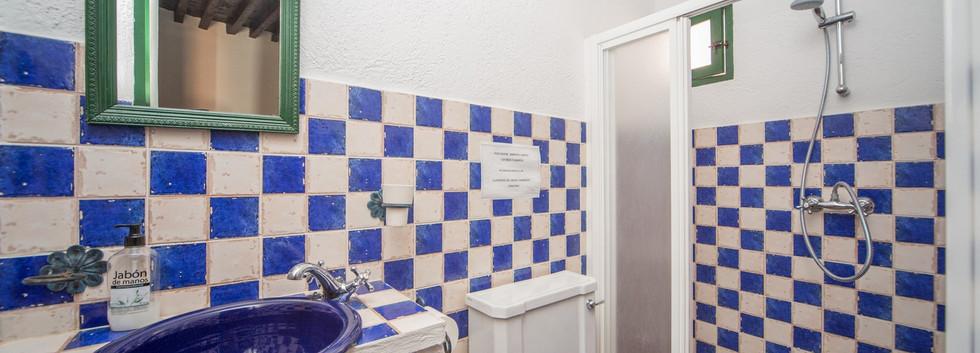 Baño Apartamento 7