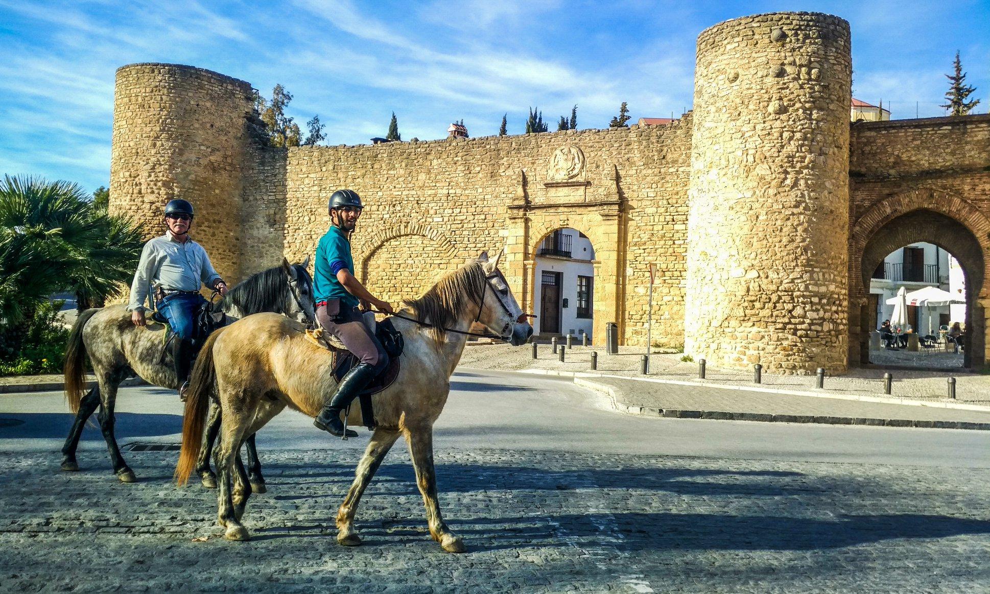 Ruta hasta las Murallas Medievales
