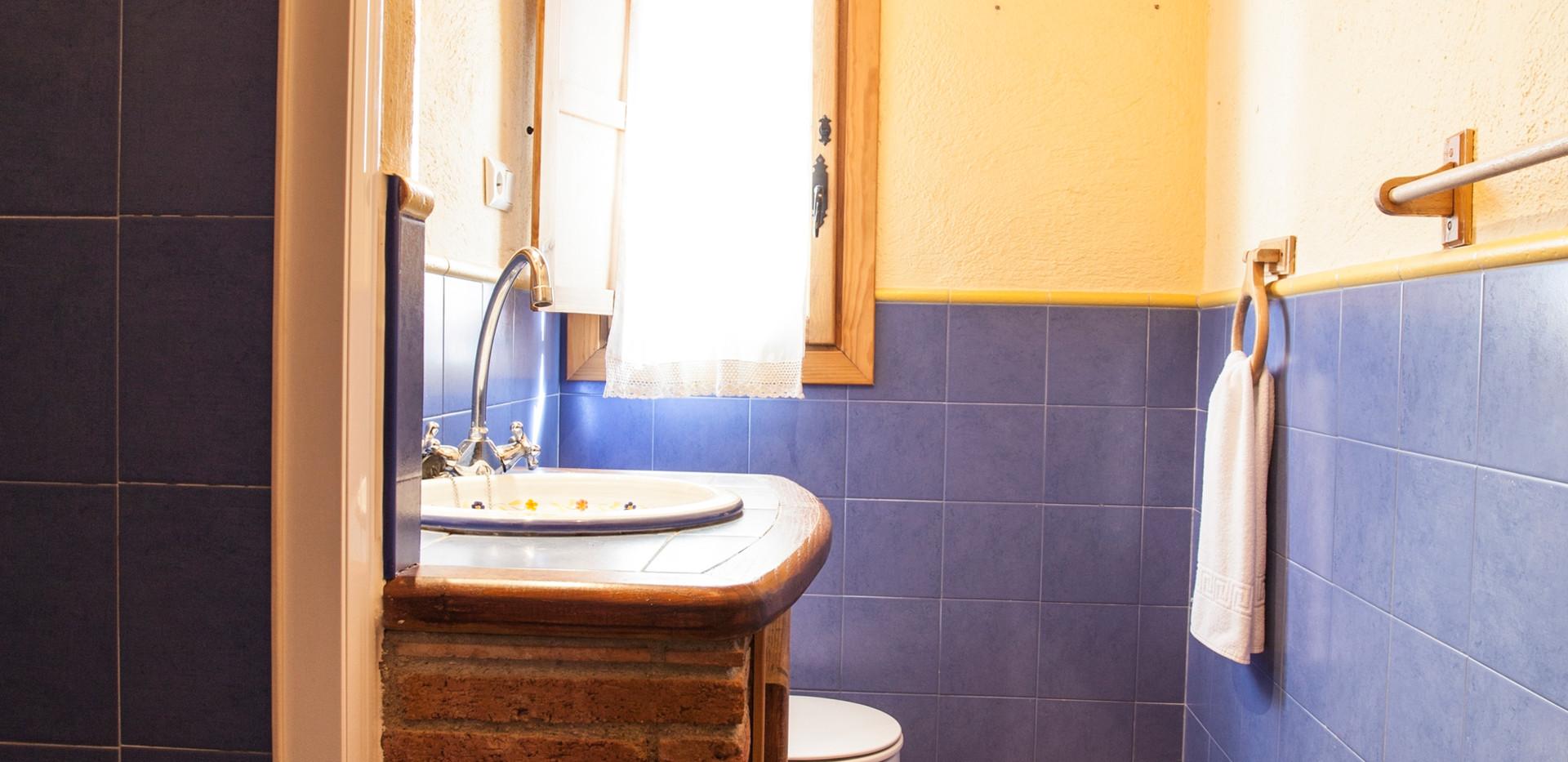 Detalle Baño Casa la Torre