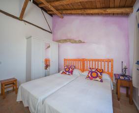 Dormitorio Lila Casa Algaba
