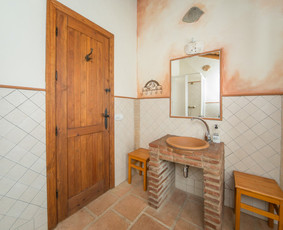 Baño Casa Algaba