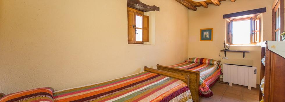 Dormitorio Alto Casa la Torre