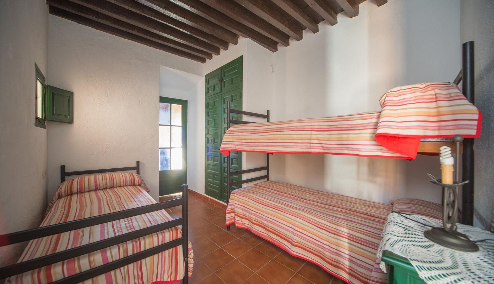 Dormitorio anexo Apartamento 7