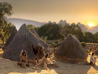 Visita al Poblado Neolítico