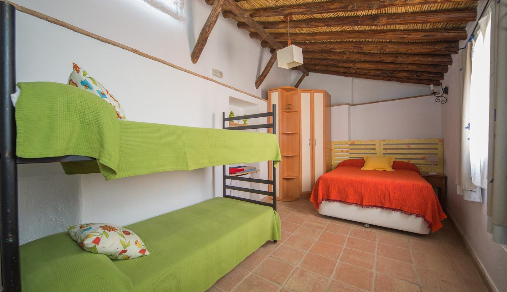 Dormitorio Apartamento 7