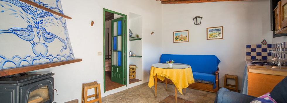 Salón-cocina Apartamento 7