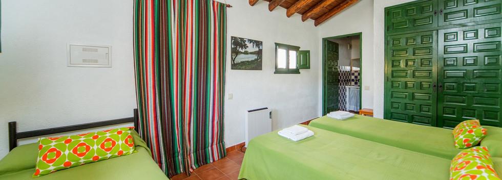 Dormitorio 2 Casa la Torre