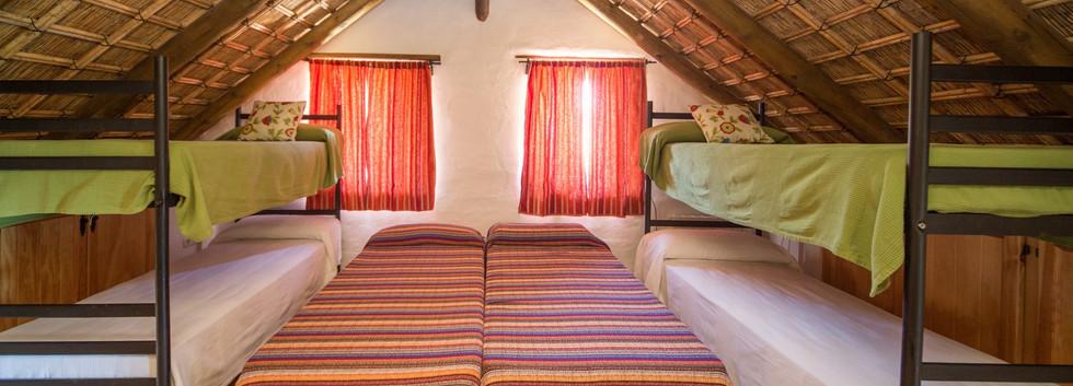 Dormitorio Cabaña