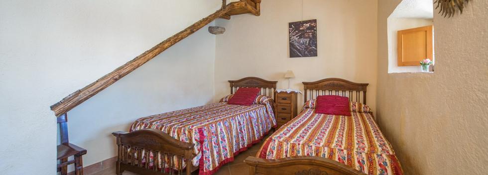 Dormitorio 1 Casa la Torre