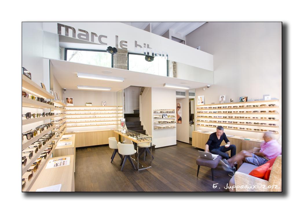 Marc Le Bihan Opticien