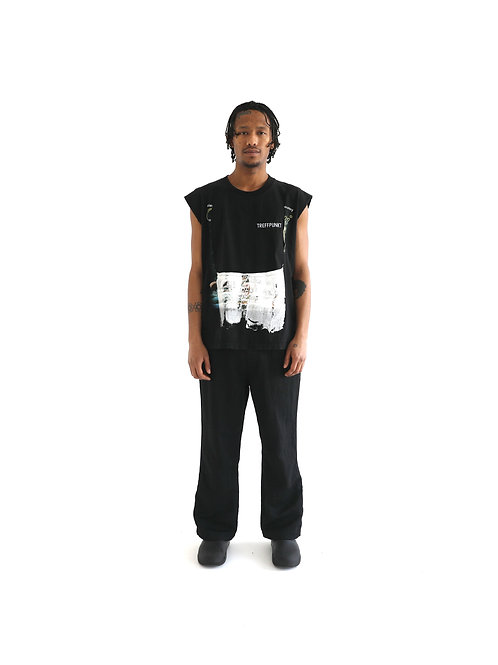 TRACK TROUSERS / BLACK