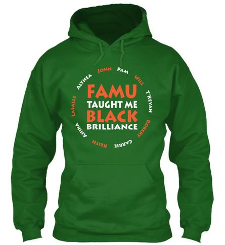 FAMU Taught Me hoodie