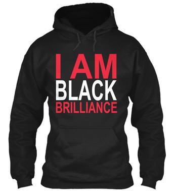 Delta/Kappa - I Am Black Brilliance hoodie