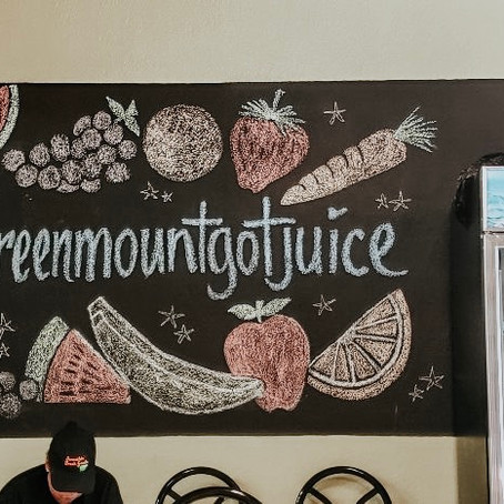#GreenmountGotJuice: Juice Works LLC