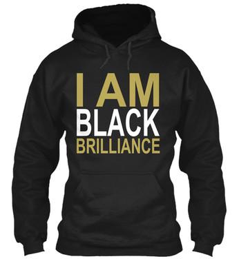 AphiA - I Am Black Brilliance hoodie