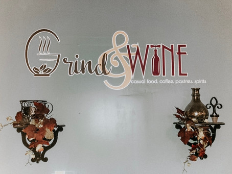 Wine and Dine at the Grind & Wine