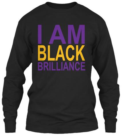 Omega - I Am Black Brilliance longsleeve