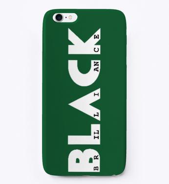 Signature phone case (green)