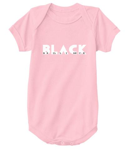 Signature onesie (pink)