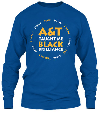 A&T Taught Me longsleeve