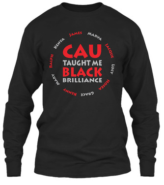CAU Taught Me longsleeve