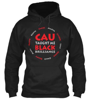CAU Taught Me hoodie