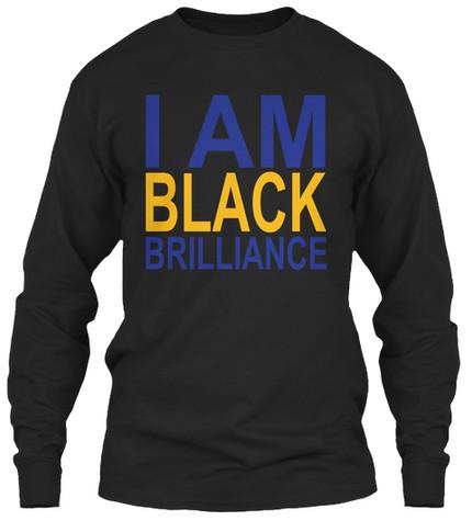 SGrho - I Am Black Brilliance longsleeve