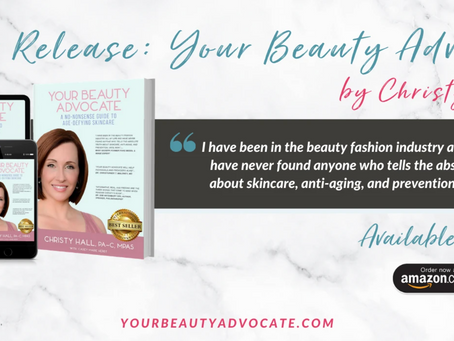 Book Release - Your Beauty Advocate by Christy Hall