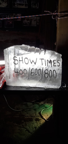Live Ice Sculptures