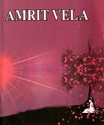 Amritvela book- God awaken us
