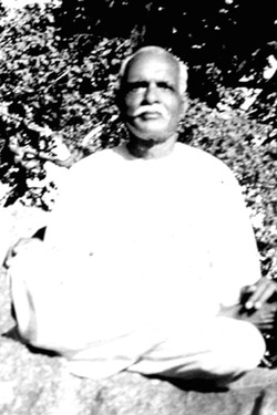 Tapasya Old photo - Brahma baba