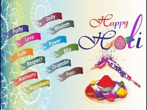 Holi spiritual significance