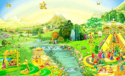 Satyug Golden age by GOD Shiv baba
