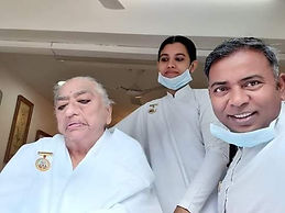Dadi Gulzar Latest and last picture