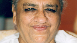 Message from Gulzar Dadi's Centre by BK Sunita
