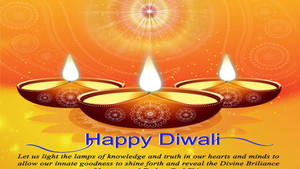 Diwali Article ~Message & True Significance