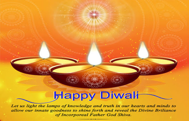 Diwali Message - Brahma Kumaris